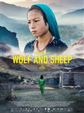Poster von Wolf and Sheep